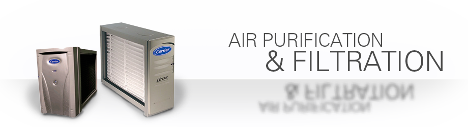 Air Purification Page Banner Image