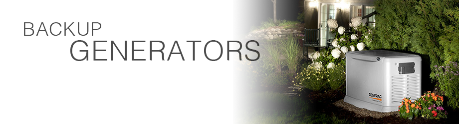 Generators Page Banner Image