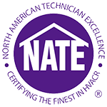 Nate Certified Technicians | Kahn Air Conditioning